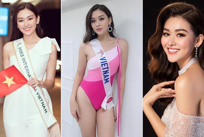 Hành trình tới top 8 cùng nhiều dấu ấn của Tường San tại Hoa hậu Quốc tế 2019
