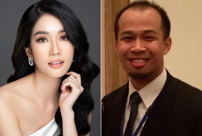 Á hậu Phương Anh livestream bằng tiếng Anh với giám đốc quốc gia Miss International