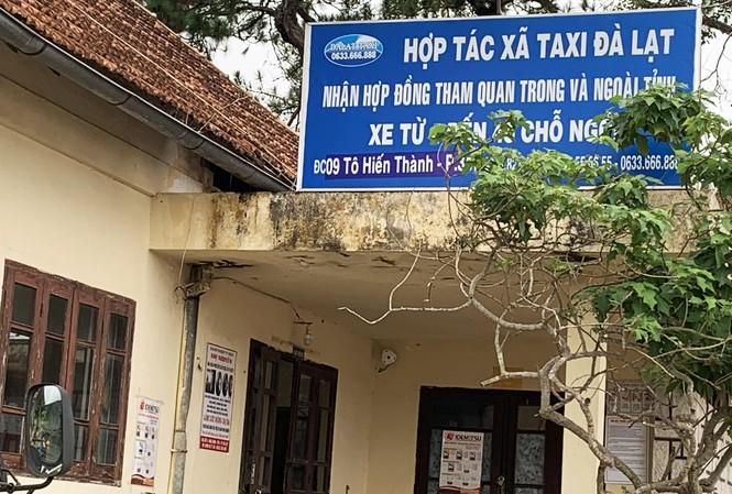 Văn phòng HTX Taxi Đà Lạt