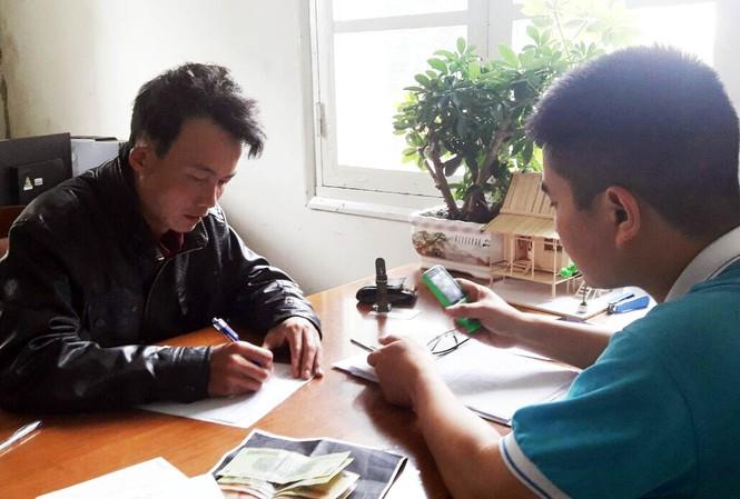 Phan Tấn Thành khai nhận hành vi cướp giật