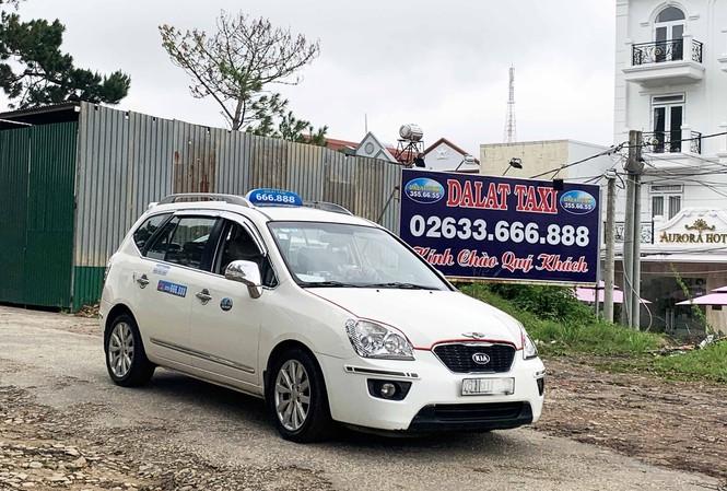 Đà Lạt taxi phải bồi thường hơn 200 triệu