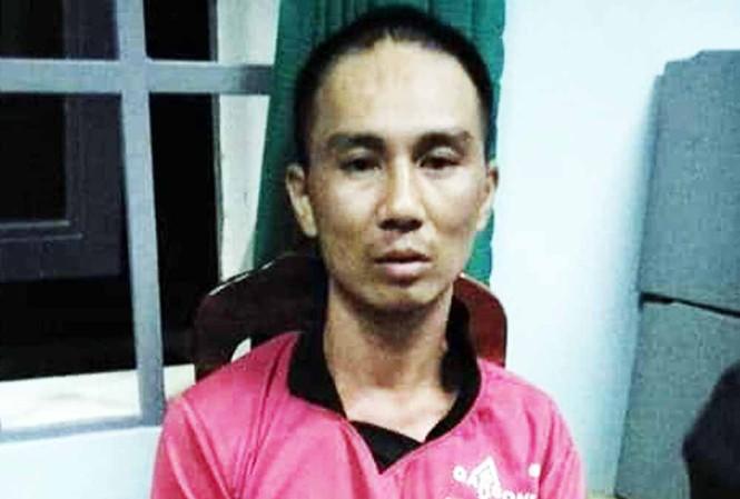 Trần Văn Tuân vừa bị bắt