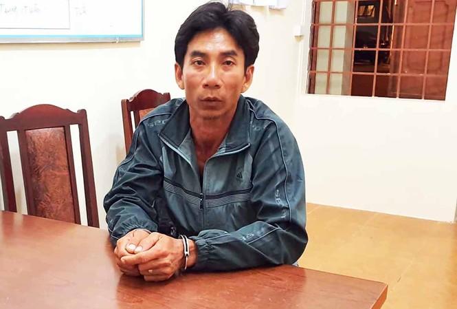 Nguyễn Phước Châu  tại cơ quan công an