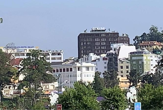 Kiến trúc sư đề nghị cải tạo khối nhà đen trũi ở trung tâm thành phố