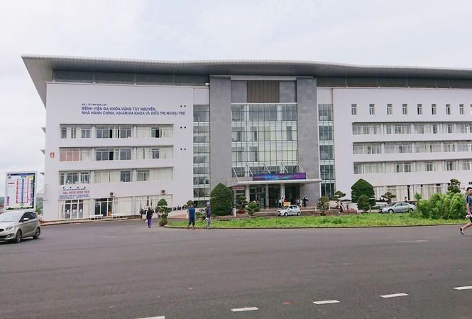 BVĐK Tây Nguyên nơi hợp thức hóa hồ sơ cho 4 người để được cấp chứng chỉ hành nghề y