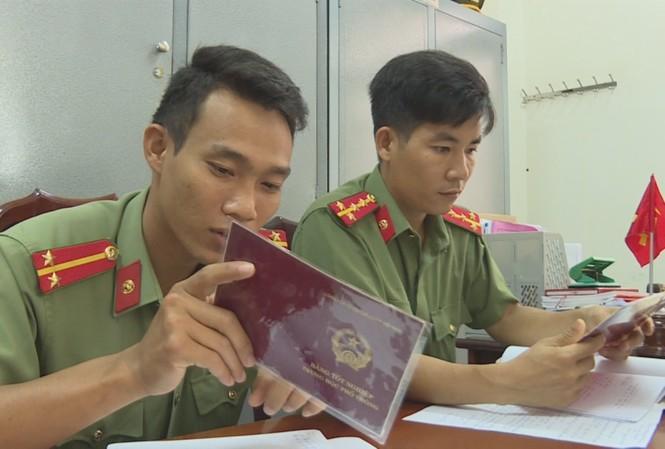 Công an tỉnh Đắk Lắk phát hiện nhiều trường hợp sử dụng bằng giả