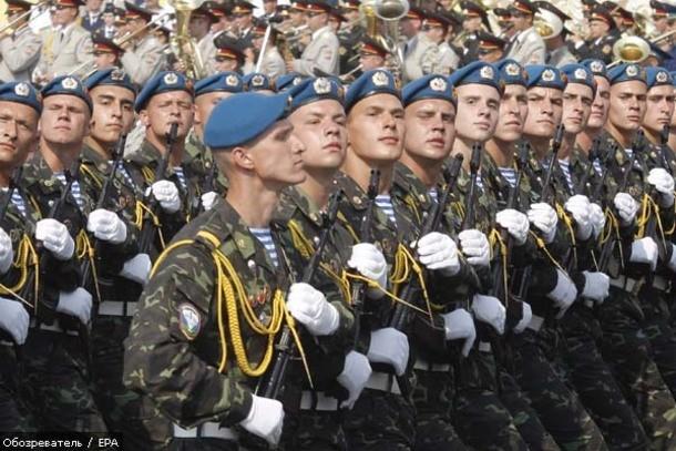 Người dân Ukraine ủng hộ quân đội 1 triệu USD