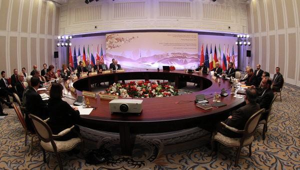 Khởi động đàm phán ba bên về chương trình hạt nhân Iran