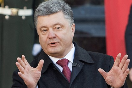 Tổng thống Poroshenko tin rằng, Nga đã triển khai các tên lửa có thể mang đầu đạn hạt nhân trên bán đảo Crimea