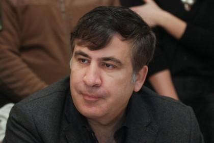 Thống đốc vùng Odessa, ông Mikhail Saakashvili bị yêu cầu từ chức. Ảnh: Tass