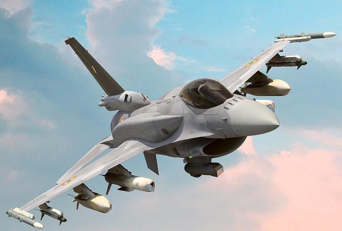 Ấn Độ được phép sản xuất tiêm kích F-16