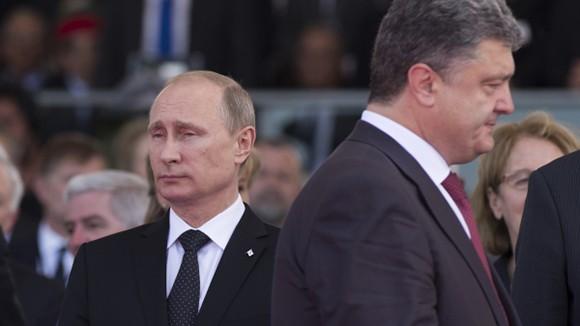 Quan hệ Nga - Ukraine đột ngột căng thẳng. Ảnh: RIA Novosti