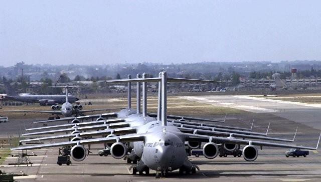 Không quân Mỹ tại căn cứ Incirlik của Thổ Nhĩ Kỳ. Ảnh: AP