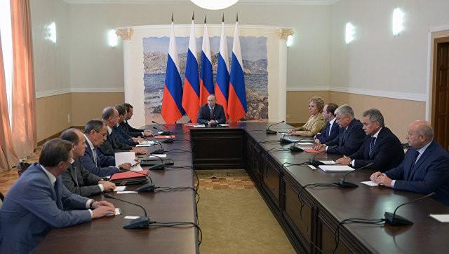 Tổng thống Putin khẳng định không cắt đứt quan hệ với Ukraine. Ảnh: RIA Novosti
