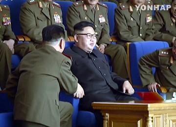 Nhà lãnh đạo CHDCND Triều Tiên Kim Jong-un chỉ đạo giám sát các cơ quan đại diện ở nước ngoài. Ảnh: Yonhap