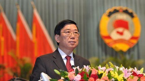 Lý Xuân Thành, nguyên Phó Bí thư tỉnh ủy Tứ Xuyên