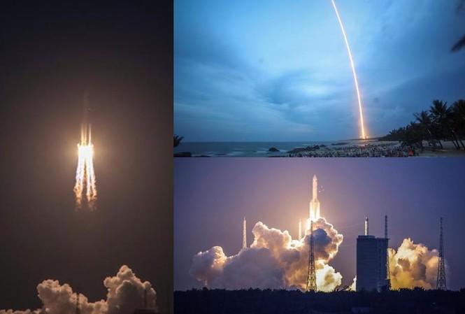 [VIDEO] Tên lửa Trung Quốc gặp sự cố ngay khi rời bệ phóng