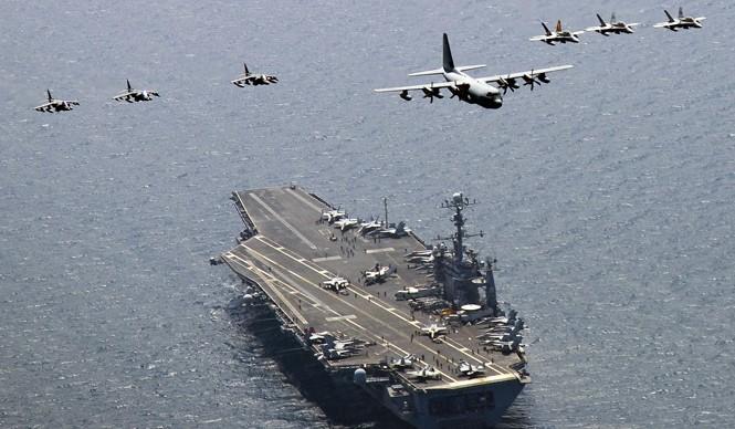 Hàn Quốc muốn tăng cường không lực đối phó Triều Tiên