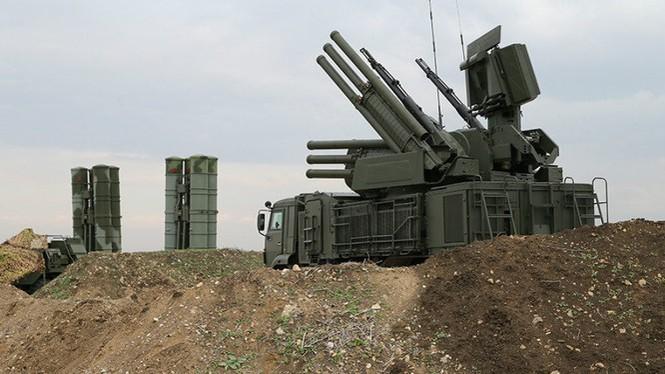 Vì sao Nga triển khai 'mãnh thú' Pantsir-S xuống miền Bắc Syria?