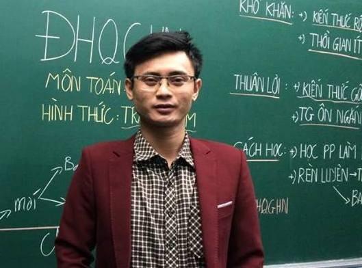 Thầy Nguyễn Bá Tuấn