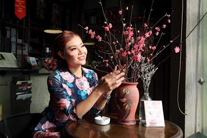 2017 là một năm thành công với Thanh Hương. Nữ diễn viên được nhiều người biết đến và yêu thích nhờ vai Phan Hương trong Người phán xử. Ngay sau đó, cô lại có vai Nương trong Thương nhớ ở ai. Ảnh: NVCC