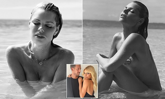 Ảnh khoả thân nóng bỏng của siêu mẫu đình đám nước Úc