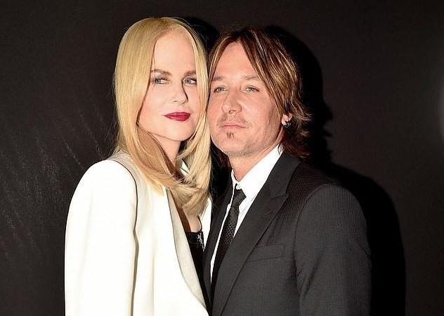 Nicole Kidman và chồng - ca sĩ Keith Urban - tại một sự kiện gần đây