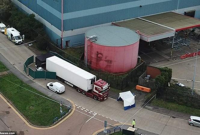 Hải phòng xác định danh tính 1 nạn nhân trong vụ 39 người chết ở Anh.