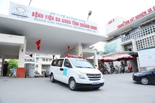 Lịch trình đi lại của ca nhiễm COVID-19 nhập cảnh Quảng Ninh