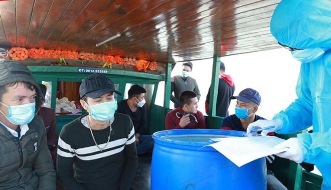 Phong tỏa một nhà nghỉ vì cho người Trung Quốc lưu trú trái phép giữa dịch COVID -19