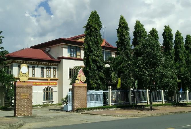 Trụ sở Viện Kiểm sát nhân dân tỉnh Kon Tum