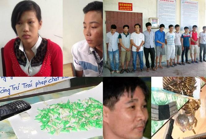 Bản tin Hình sự 18H: Vụ xô xát ở Vũng Áng, Formosa thiệt hại 167 tỷ đồng?