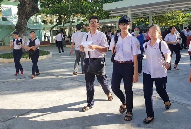 Khánh Hòa vừa công bố kết quả thi tuyển vào lớp 10