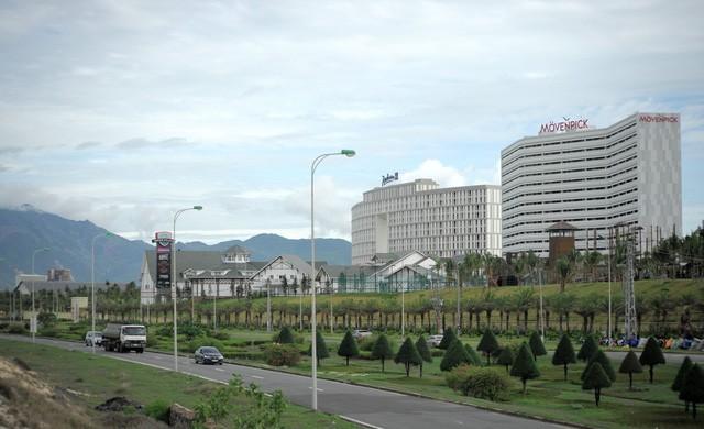 Các dự án bất động sản du lịch ở khu du lịch Bắc bán đảo Cam Ranh được yêu cầu không bán cho nước ngoài.