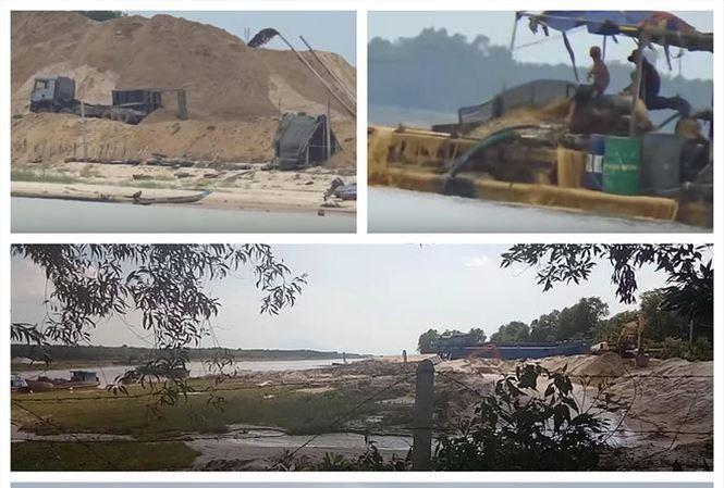 Bình Dương: Giao hai sở phối hợp xử lý 'cát tặc' hồ Dầu Tiếng