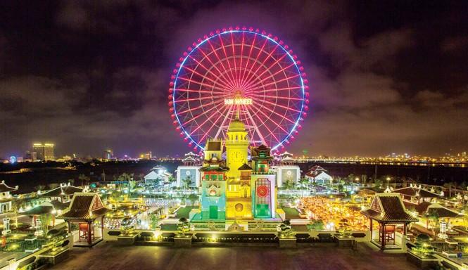 Asia Park điều gì cuốn hút trong công viên chục ngàn tỷ?