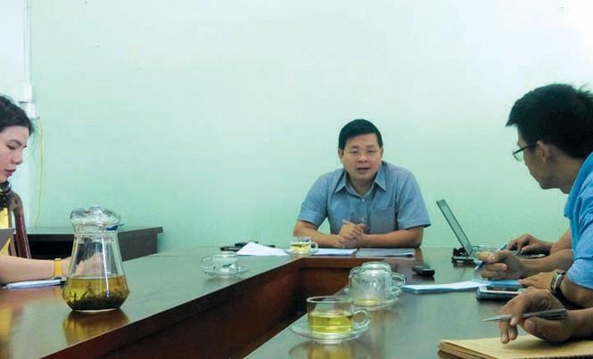 Ông Nguyễn Toàn Thắng, giám đốc Sở Tài nguyên Môi trường TPHCM thông tin về vụ việc người dân phản ánh xuất hiện mùi hôi ở một số quận huyện thời gian qua.