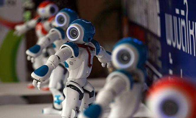 Robot cho phụ nữ không con