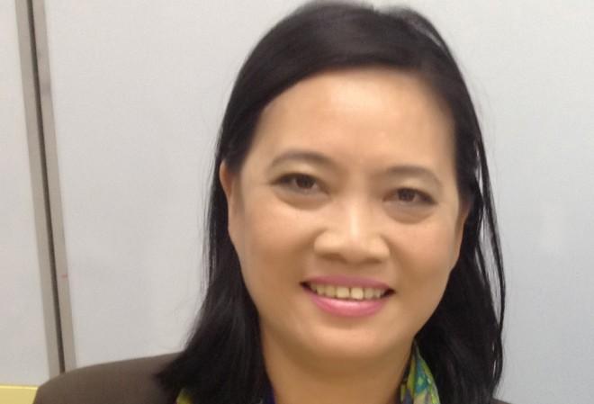 TS. Phạm Thị Ly.
