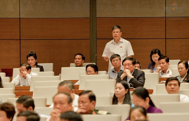 Phó Chủ nhiệm Ủy ban Đối ngoại Nguyễn Sỹ Cương