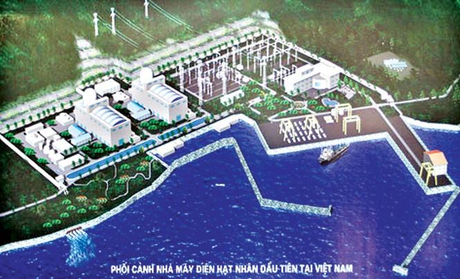 Dừng dự án điện hạt nhân vì lý do kinh tế