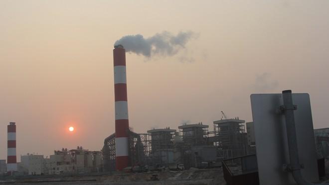 Phó Thủ tướng Trịnh Đình Dũng yêu cầu tiếp tục kiểm soát chặt chẽ việc xử lý môi trường tại Nhà máy thép Formosa ở Hà Tĩnh. Ảnh: Minh Thùy.