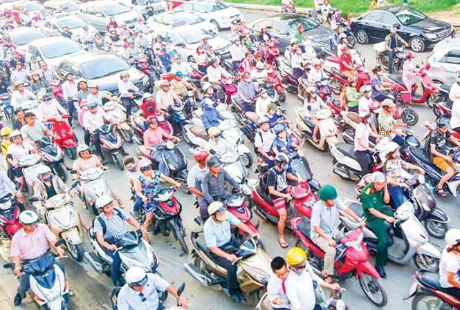 Tốc độ già hóa dân số Việt Nam đang tăng nhanh. Ảnh: Như Ý.
