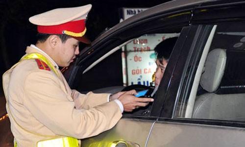 Đề xuất tịch thu phương tiện của 'ma men': Cảnh sát giao thông nói gì?