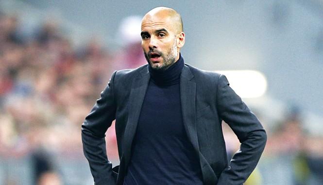HLV Pep Guardiola. Ảnh: HD Image