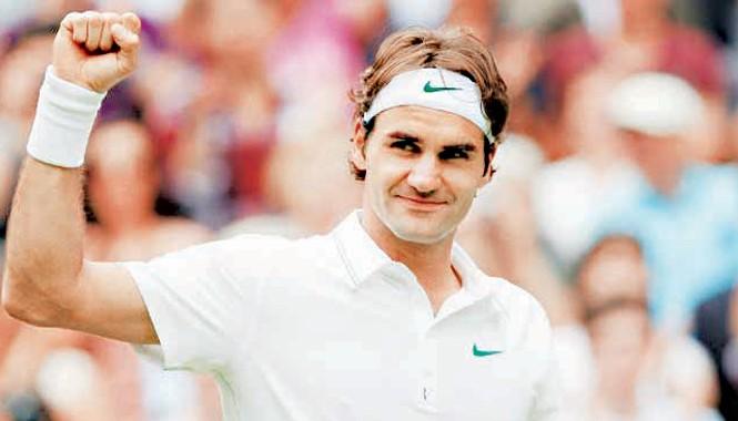 Roger Federer vẫn khát khao những danh hiệu lớn dù đã ở bên kia sườn dốc sự nghiệp. Ảnh: PICSALON