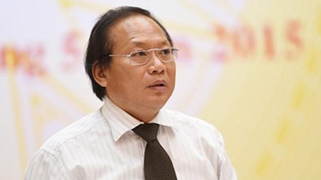 Thứ trưởng Bộ TT&TT Trương Minh Tuấn.