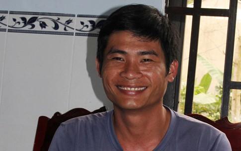 Anh Phạm Văn Bắc. Ảnh: TN