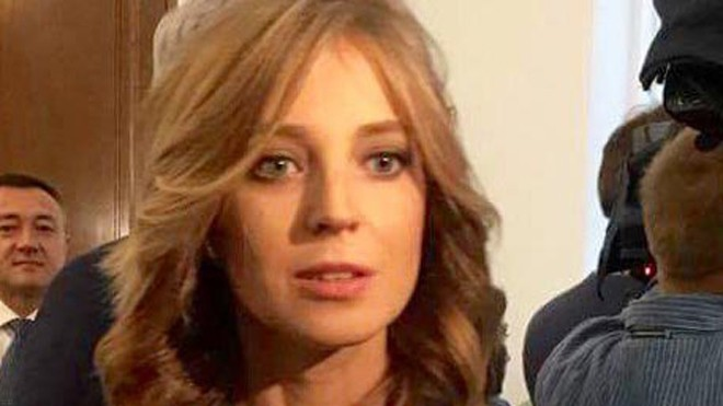 Nữ công tố viên Crimea đổi mới hình ảnh