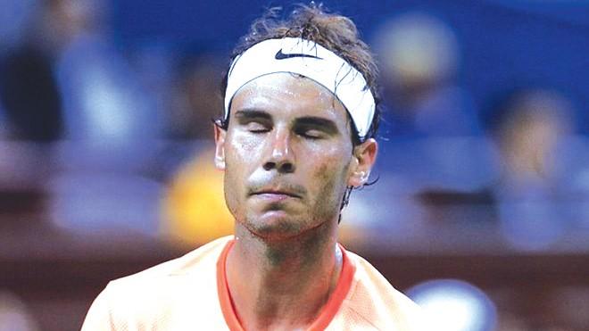 Nadal cần nghỉ ngơi cho đến hết năm trước khi trở lại với sân đấu vào đầu năm tới. Ảnh: Getty Images